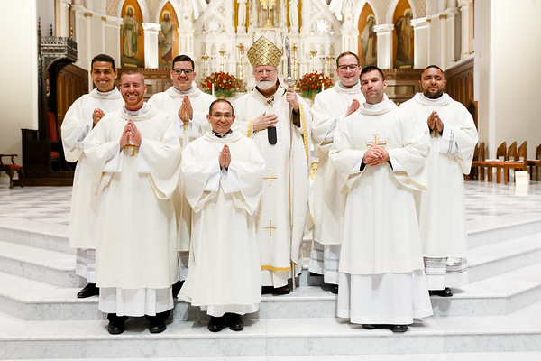 Transitional Deacons 2019