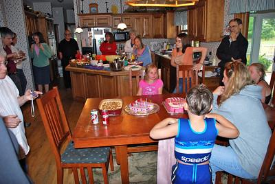 Bojarski Birthday Bash July 2009