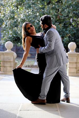 Amit  &  Kajol  Photoshoot