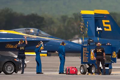Air Show - Westover ARB - May 2015
