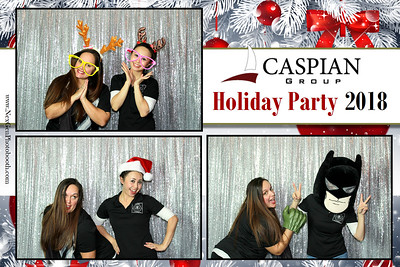 Caspian Group Holiday Party 12/14/18