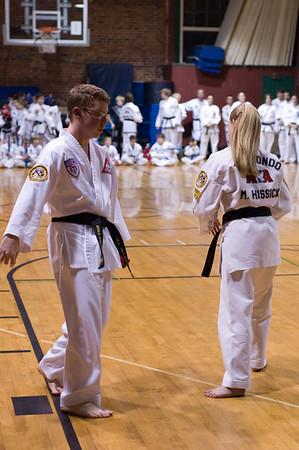 Black Belt Testing