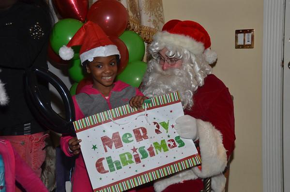 Dec 12, 2013-Hour Children's Christmas Dinner hosted by Ann and Bill Van Ness