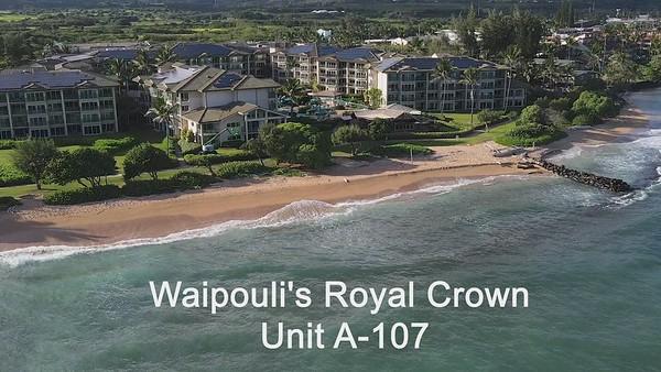 Waipouli Beach Resort A107 video - Alohaphotodesign