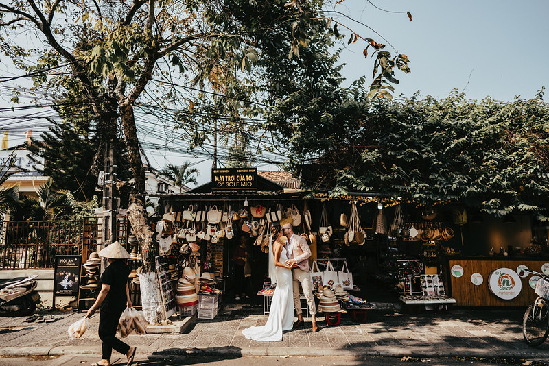 Hoi An Wedding - Intimate Wedding of Angela & Joey captured by Vietnam Destination Wedding Photographers Hipster Wedding-8234.jpg