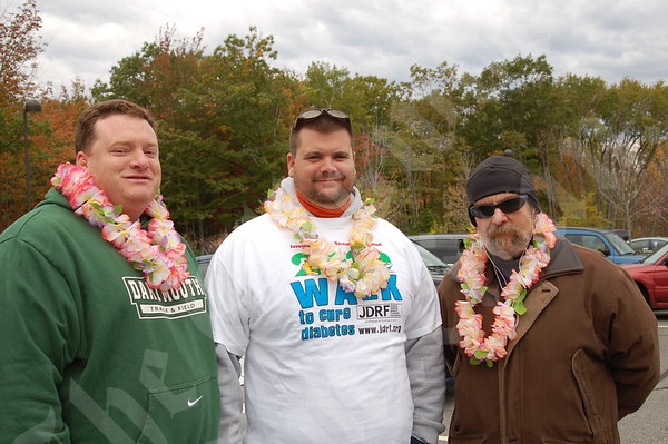 Sixth Annual Walk to Cure Diabetes: October 10, 2010