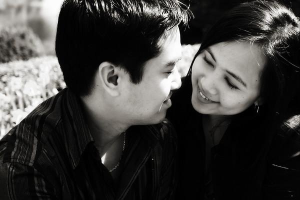 Amie & Sonny's Engagement Photos