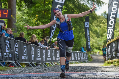Trail Marathon Wales - Finish Pictures