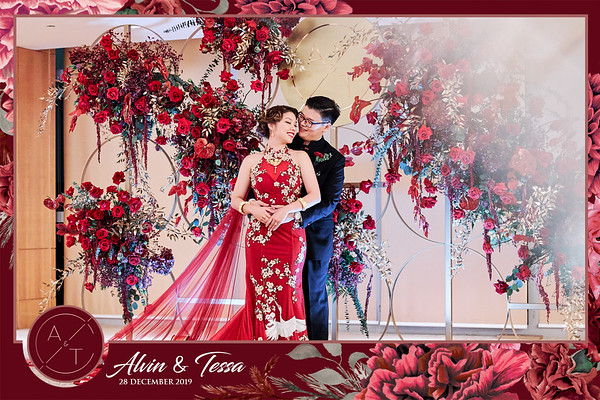 Wedding of Alvin & Tessa (Roving Photography)