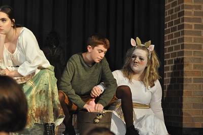 Fall 2018 One Act Into the Woods