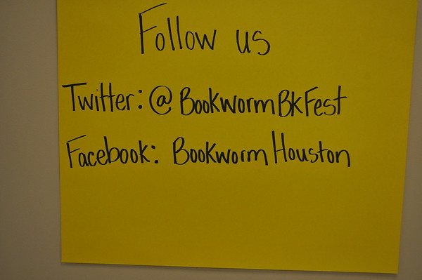 Bookworm Festival (Spring Oaks Middle)