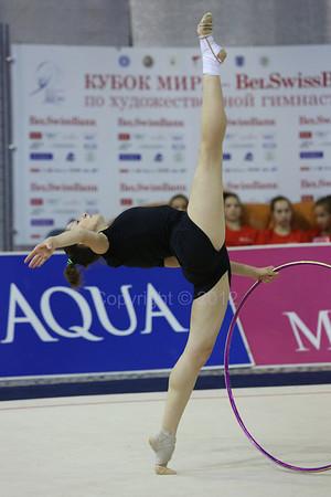 WC Minsk 2012 - Training 2
