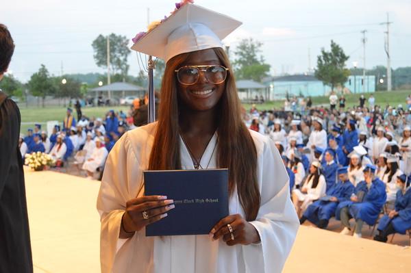 Hammond Clark High School Graduation 2021