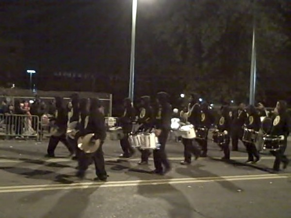 MAHS Drumline, Parade.jpg