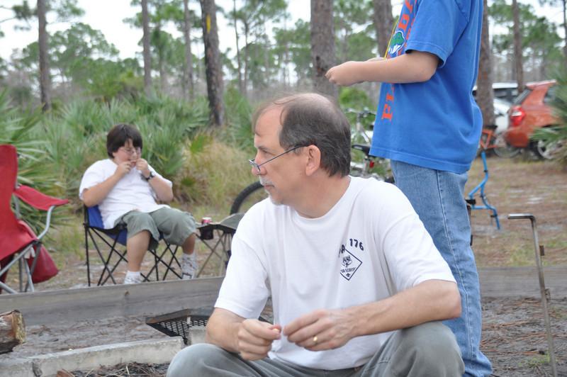 2009 December 12 Scout Camping JD Park 065.jpg
