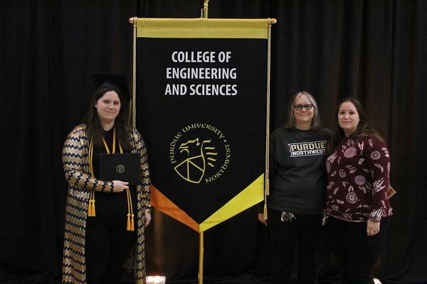 Purdue University Northwest Graduation 2020