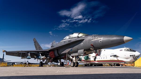 3) Military Aviation