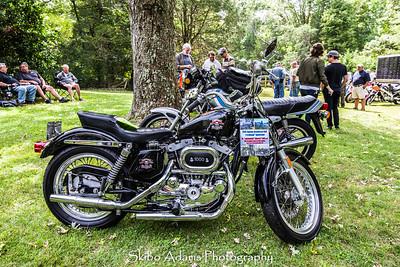 Houston Smith's Yesterday's Bike Show and Celebration