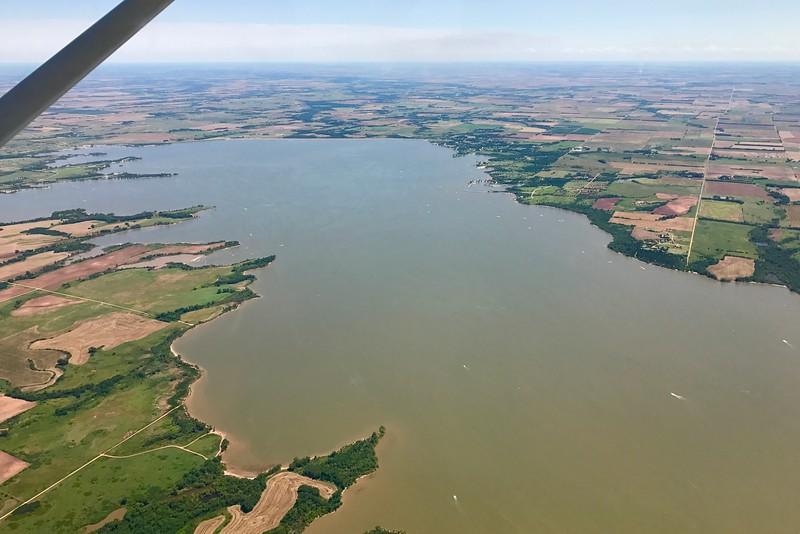 Cheney Lake