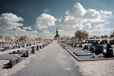 PAINTED CHURCHES OF TEXAS 2012 IR IMAGES