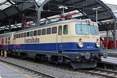 Sonderzügen in Aachen