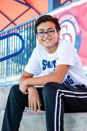 2020 Middle School Swim