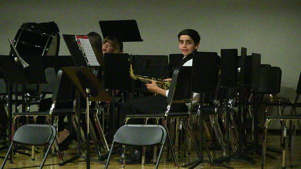 Adan & Marco Band Concert (May 2015)