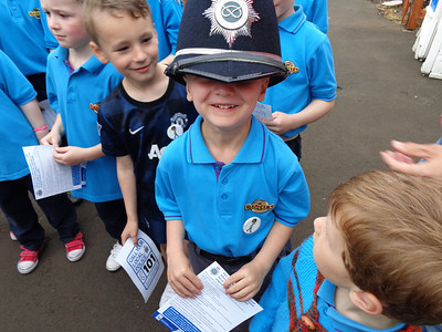 2014-05-16 The Police Visit the Beavers