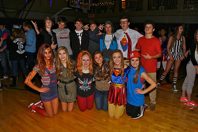 Parker's Halloween Party 2013