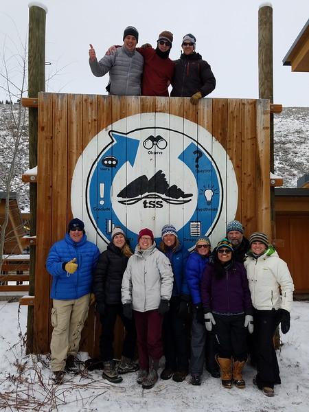 11.30.16 Grand Teton National Park Interpretation Team