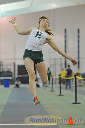 2015 UM Simmons Harvey Indoor T&F Invite - January 17, 2015