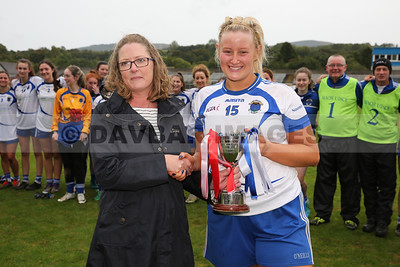 St. Patricks Ladies IFC Final 2018