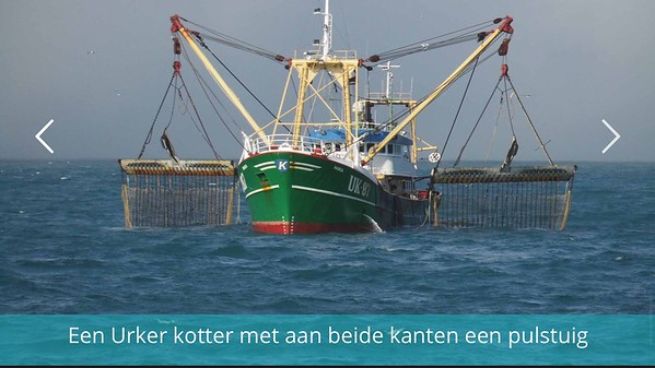 ⚓️Fishing Trawlers - Viskotters | Location Manager MAPITO Maritime