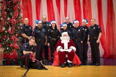 Officer Santa