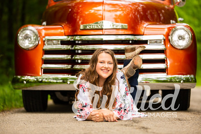 Autumn Settle Spring Senior Session 2019