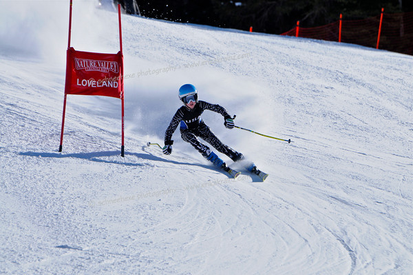 1-4-13 CHSAA GS at Loveland - Mens Run #1
