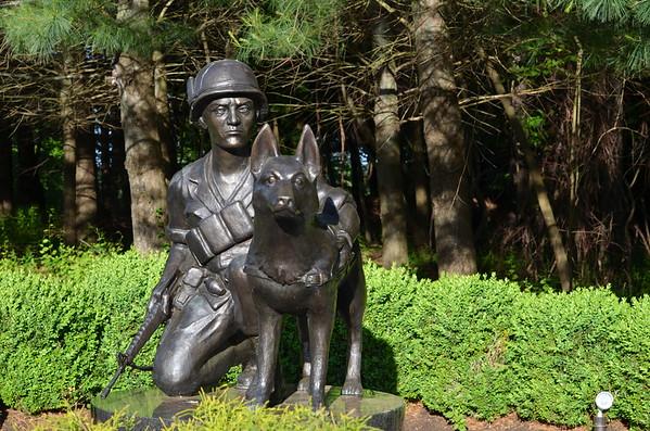 NJ Vietnam Veterans Memorial - 2015