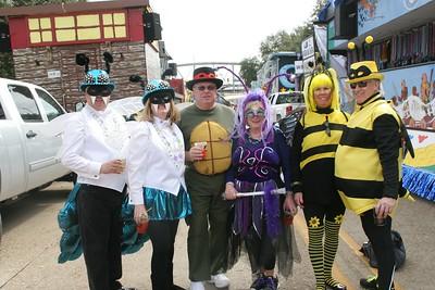 2014 - 02-22 Krewe Of Centaur Mardi Gras Parade