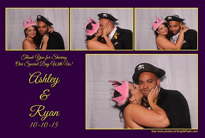 Ashley and Ryan's Snap N Flash Photo Booth