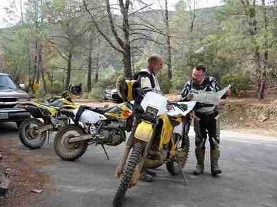 Stonyford Ride March '04
