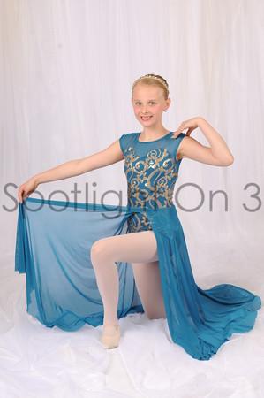 Tuesday at SBPS - Ballet IV, Ms. Paulina