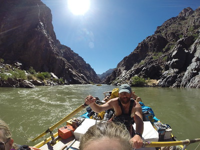 Grand Canyon Rafting 2017