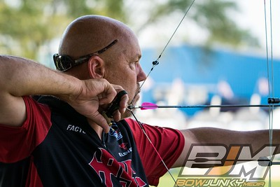 NFAA Outdoor Target Championships 2020 - Day 1
