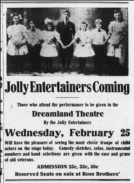 February 23, 1914 edition of the Oregon newspaper, Ashland Tidings.).jpg