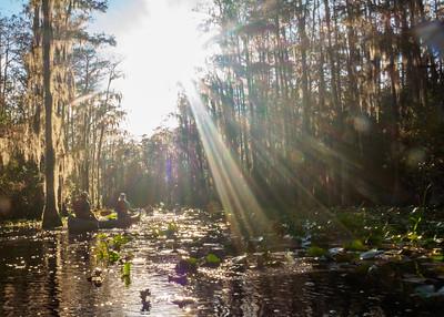 Georgia Conservancy Okefenokee Adventure 2018