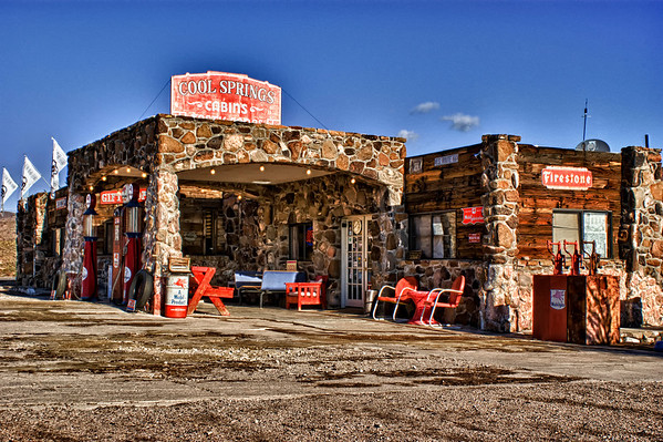 Cool Springs On RT66