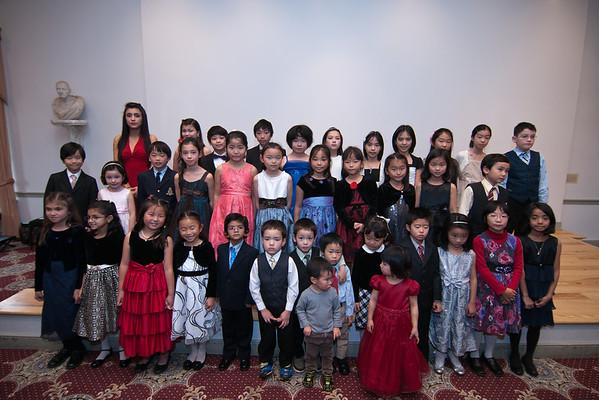 Lyceum Recital 2011