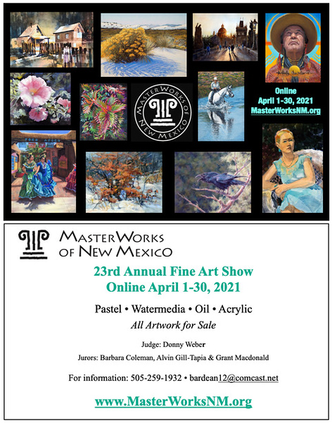 2021 MasterWorks of NM Exhibition