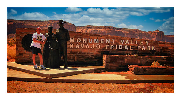Monument Valley Navajo Tribal Park - USA - Over The Years.