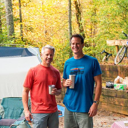 Guys Camping trip 2017
